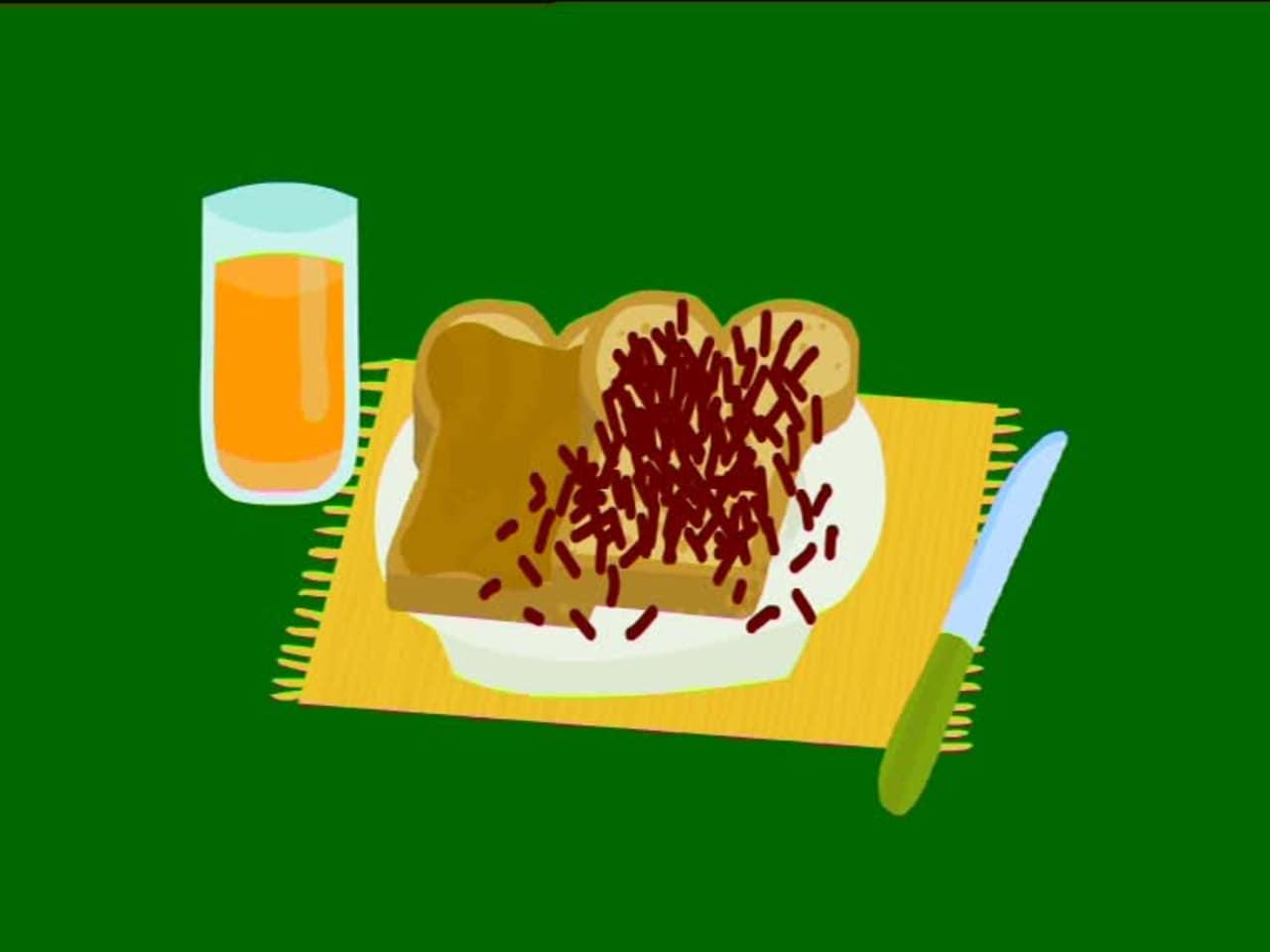 Aamiainen Englanniksi