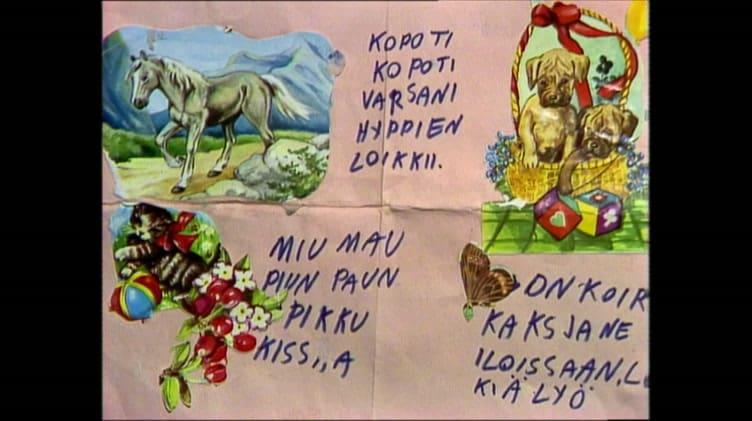 Pikku Kakkonen Posti