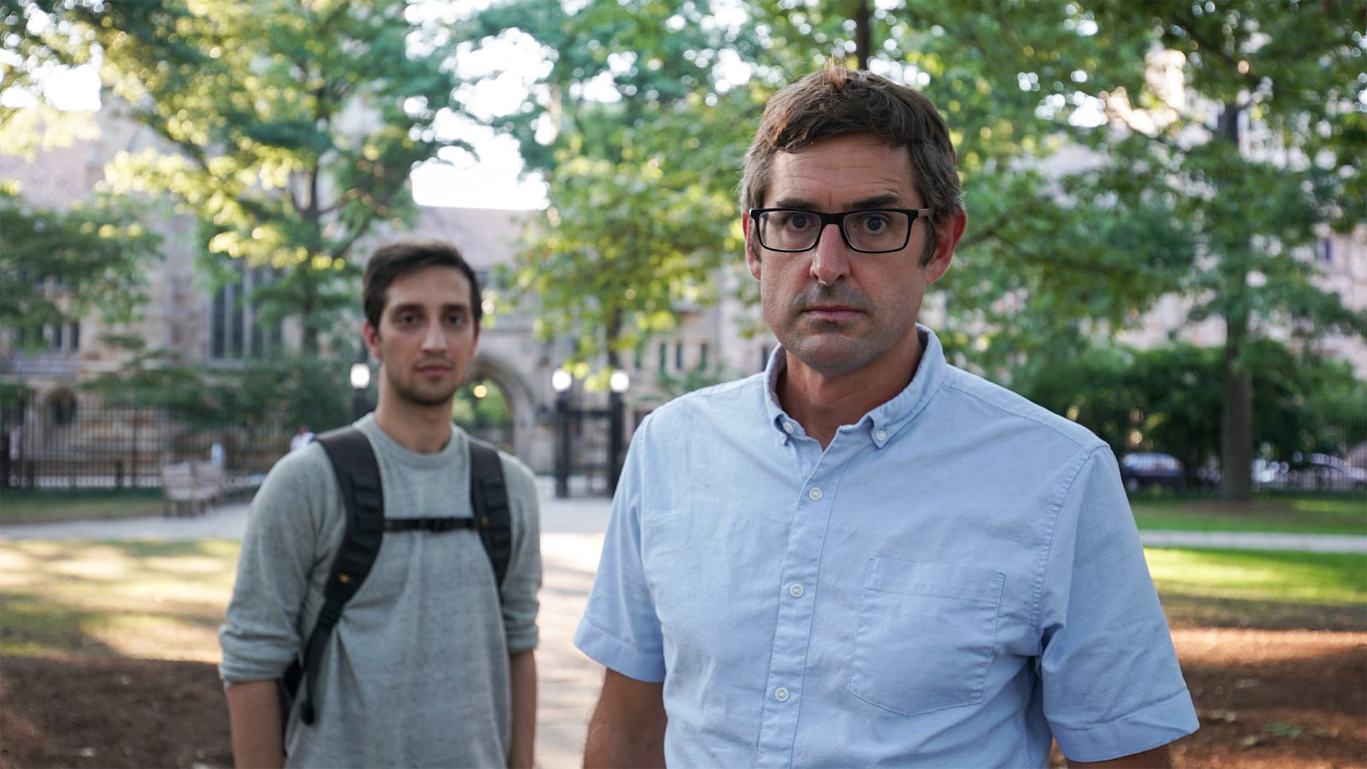 Theroux Yle