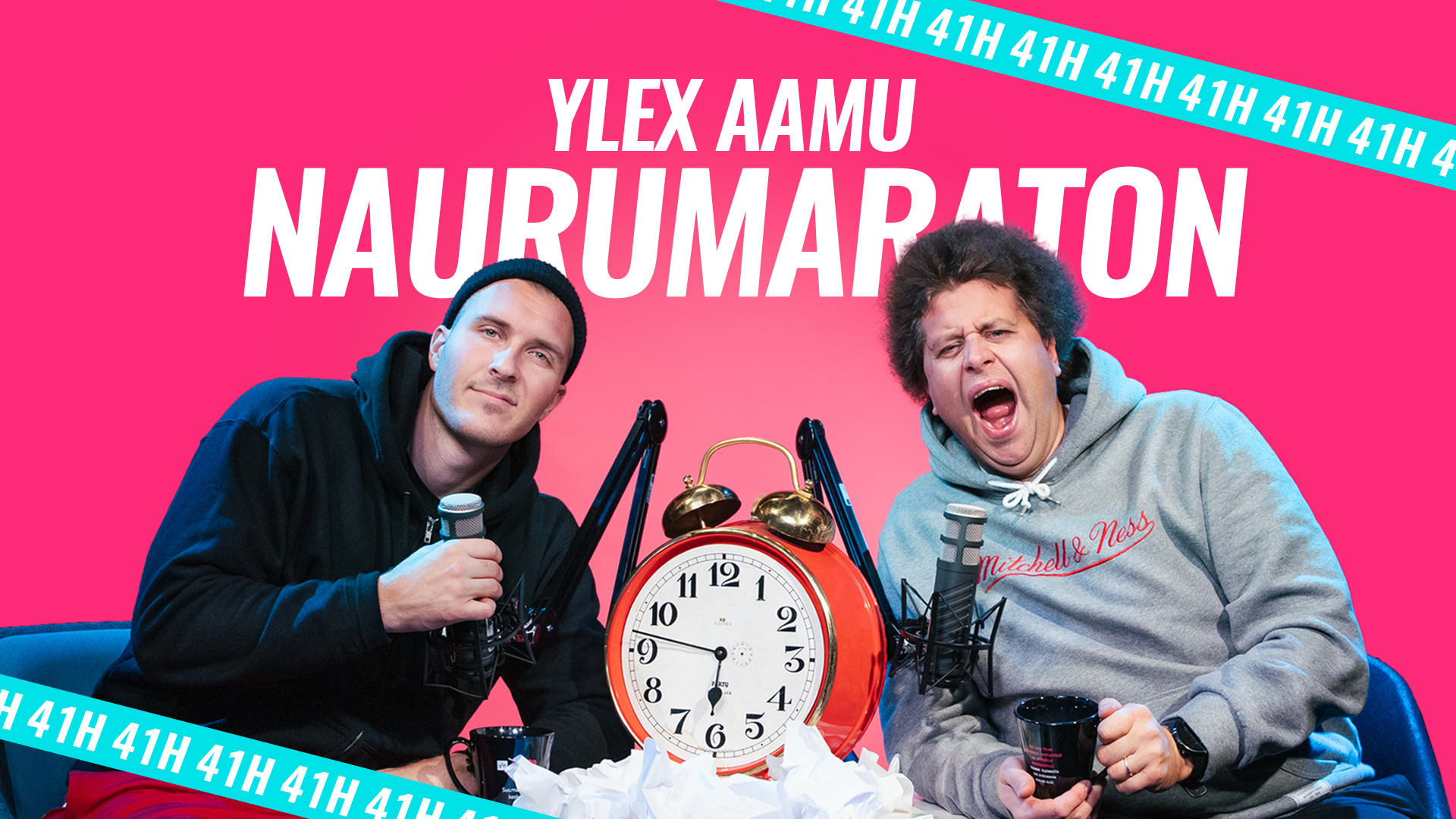 Ylex Naurumaraton Live