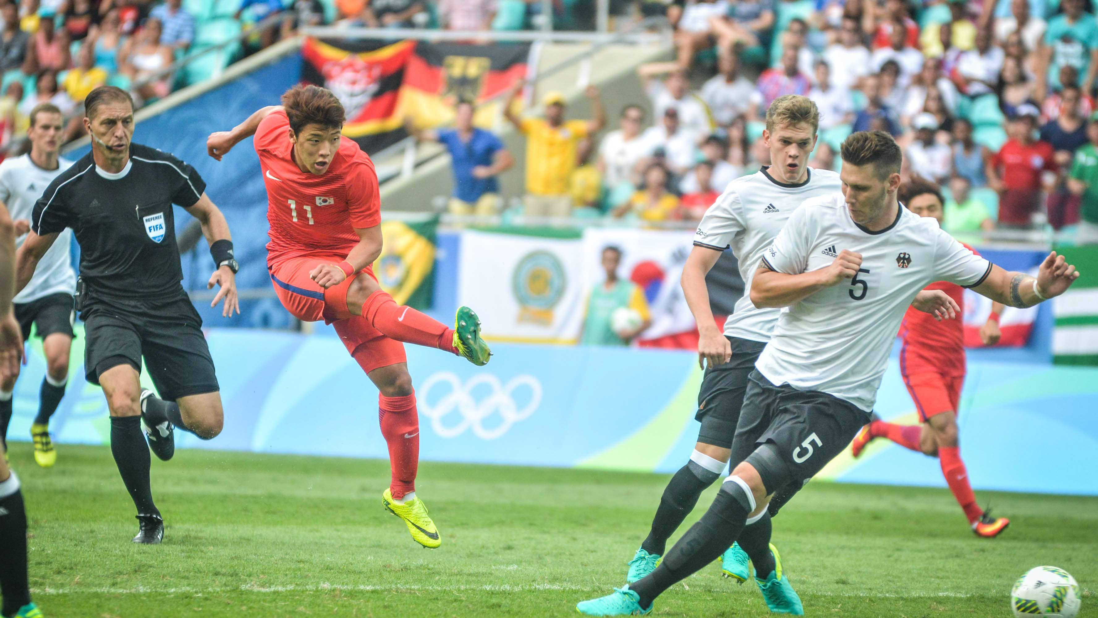 Jalkapallo Olympialaiset