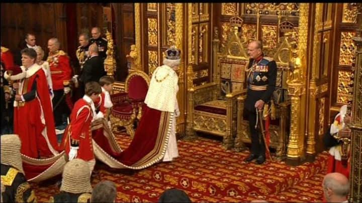 Kuningatar Elisabetin Lapset