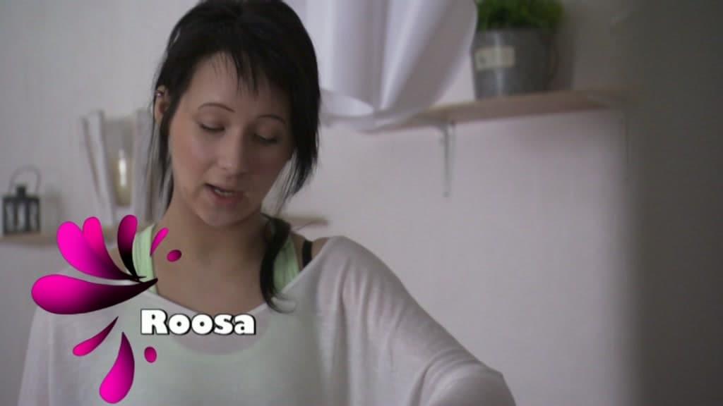 Teiniäidit Roosa