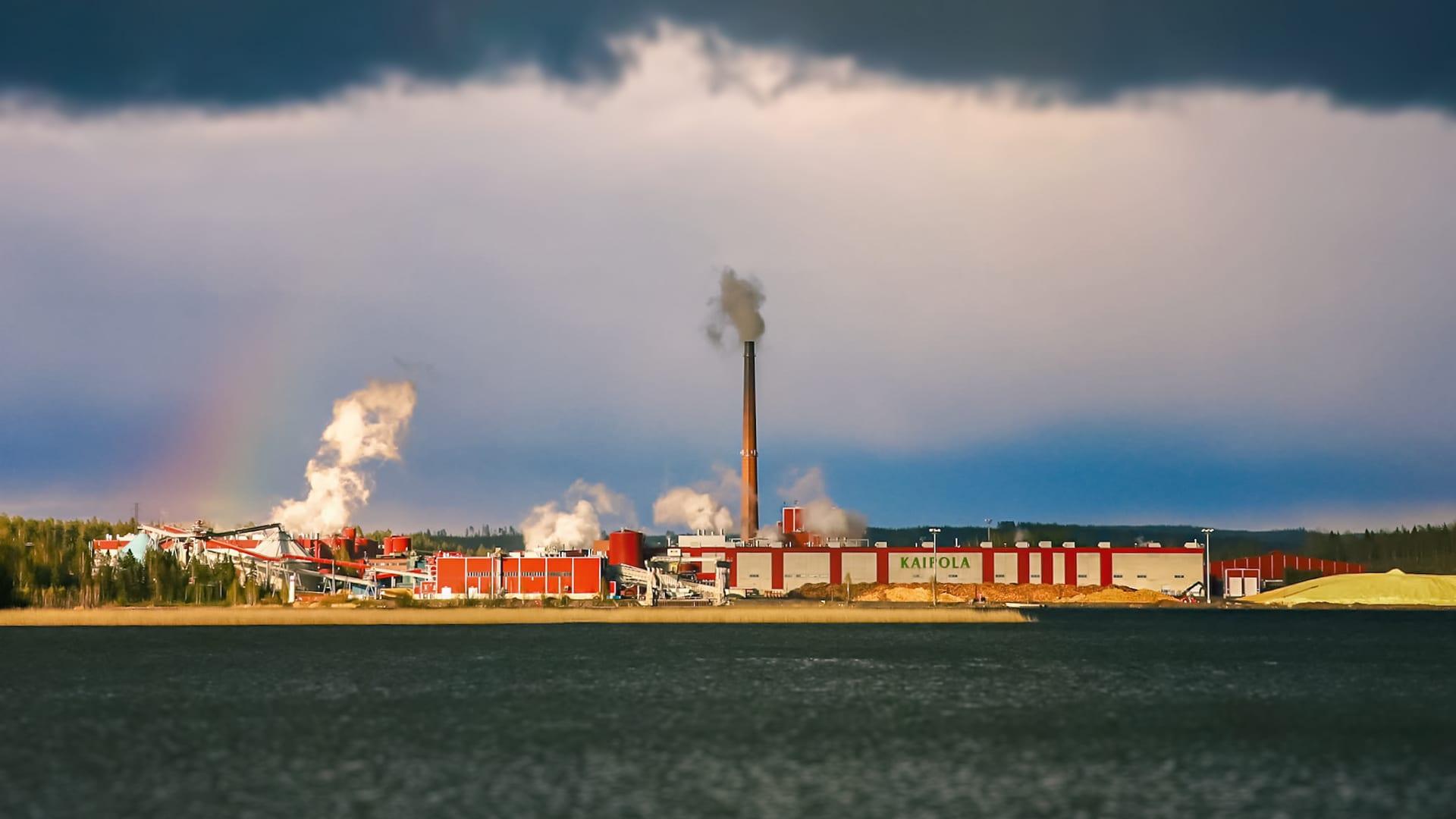 Paperiteollisuus Suomessa
