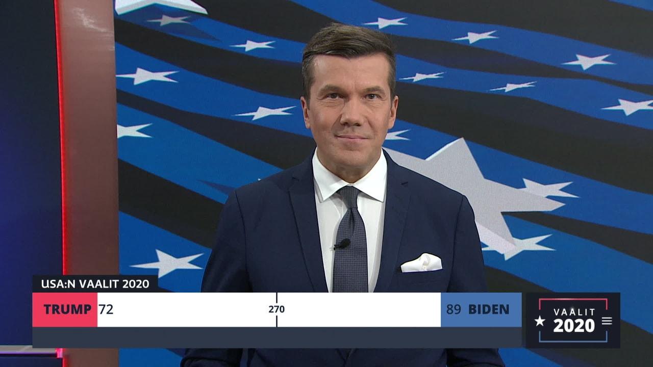 Suomi Usa Tilanne