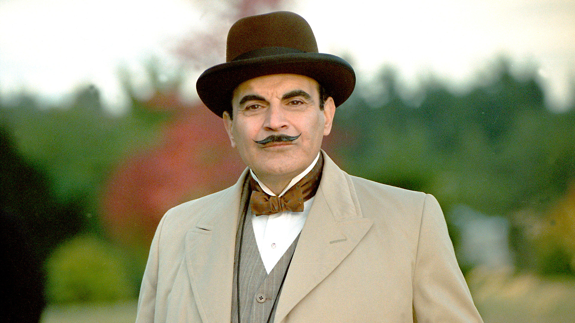 Hercule Poirot Areena