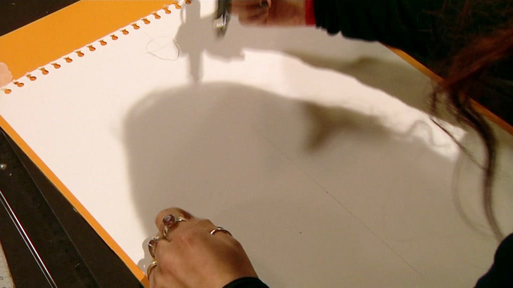 hur man ritar manga