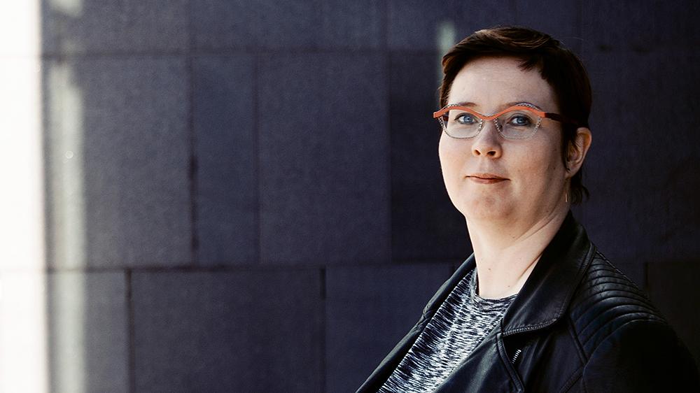 Merja Kyllönen video-stillbild