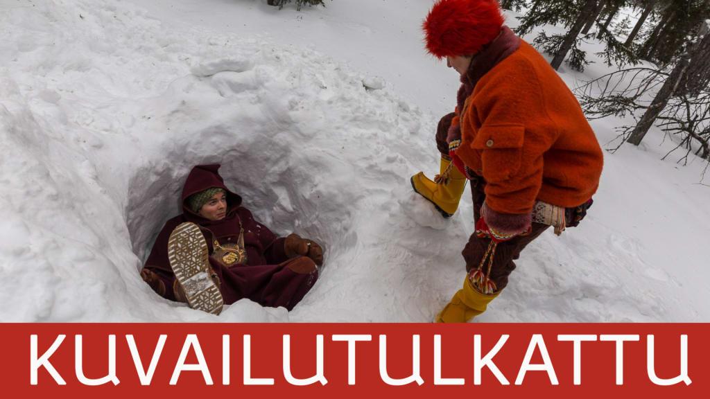yle areena joulukalenteri 2018 jakso 2 Jakso 2: Tonttuansa   Joulukalenteri: Huiman hyvä joulu  yle areena joulukalenteri 2018 jakso 2