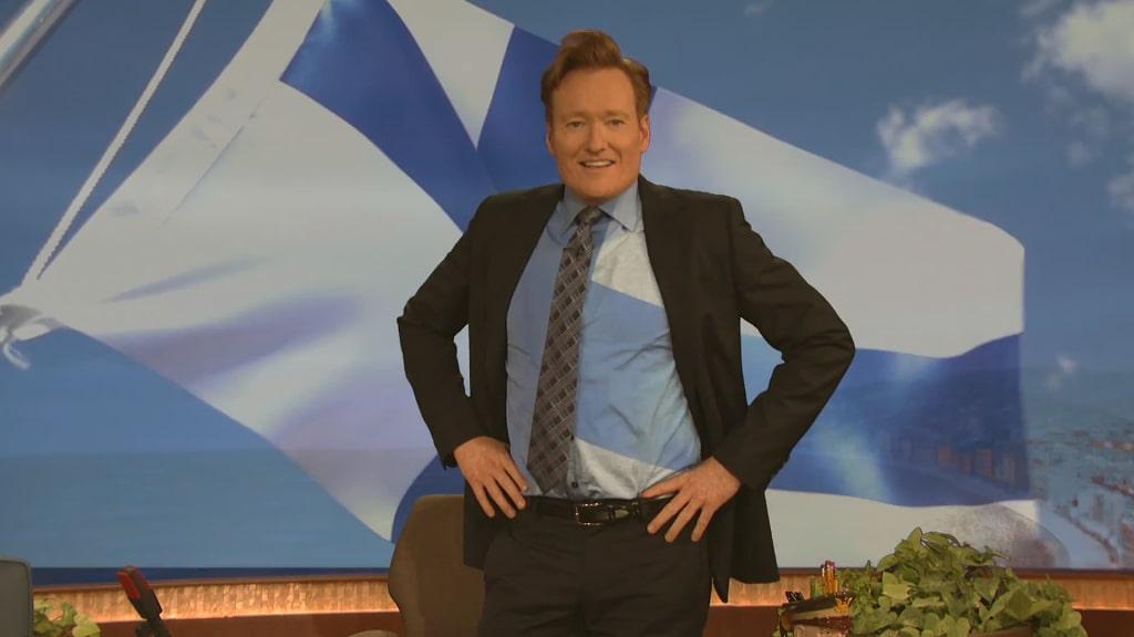 100 bilder grattis Conan i USA | Grattis Finland 100 år | TV | Areena | yle.fi 100 bilder grattis