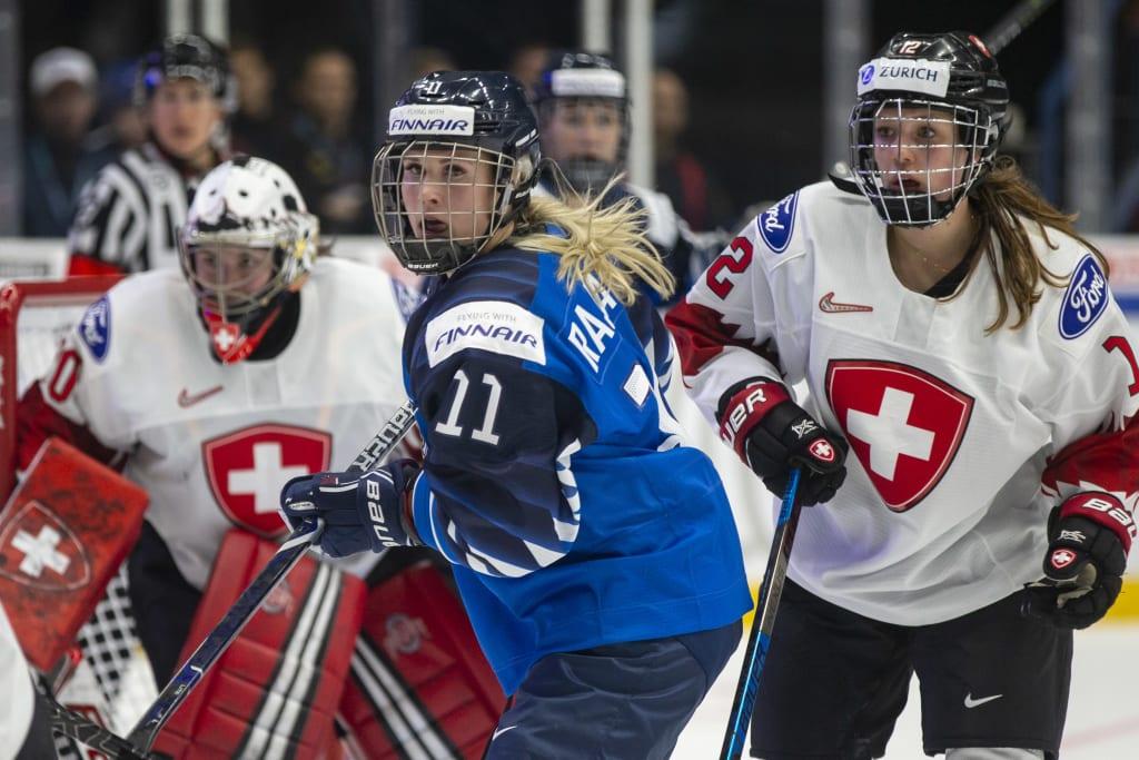 Suomi Usa Naisten Mm