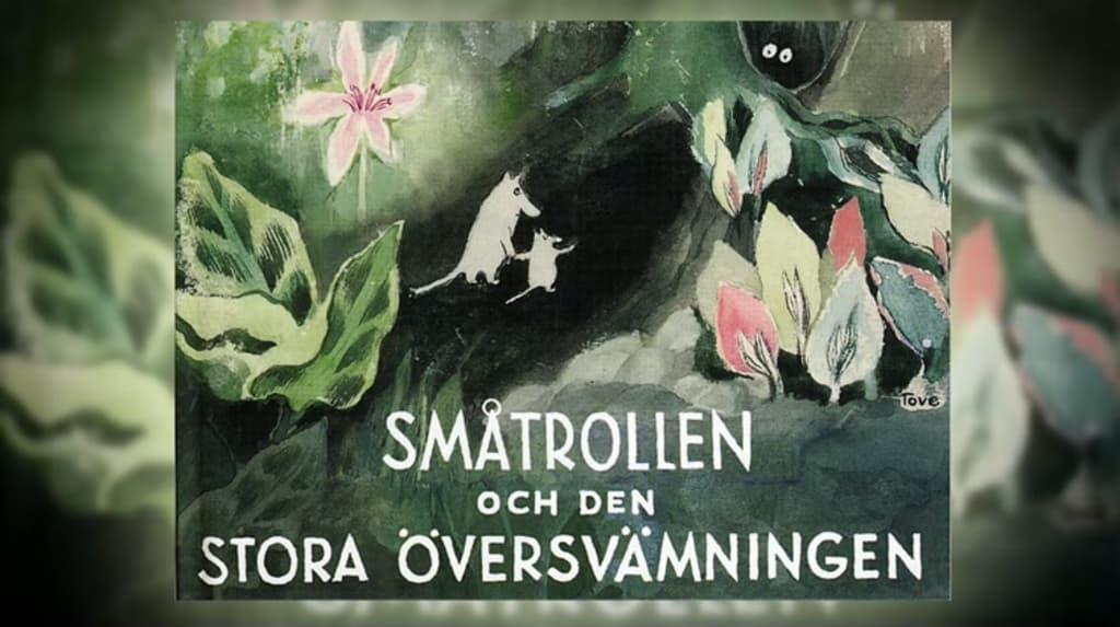 Tove Jansson läser: Småtrollen och den stora översvämningen: Småtrollen och den stora översvämningen, del 1 | Tove Jansson läser: Småtrollen och den stora översvämningen | TV | Arenan | svenska.yle.fi