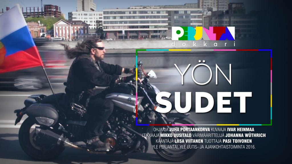 Yön Sudet Suomi