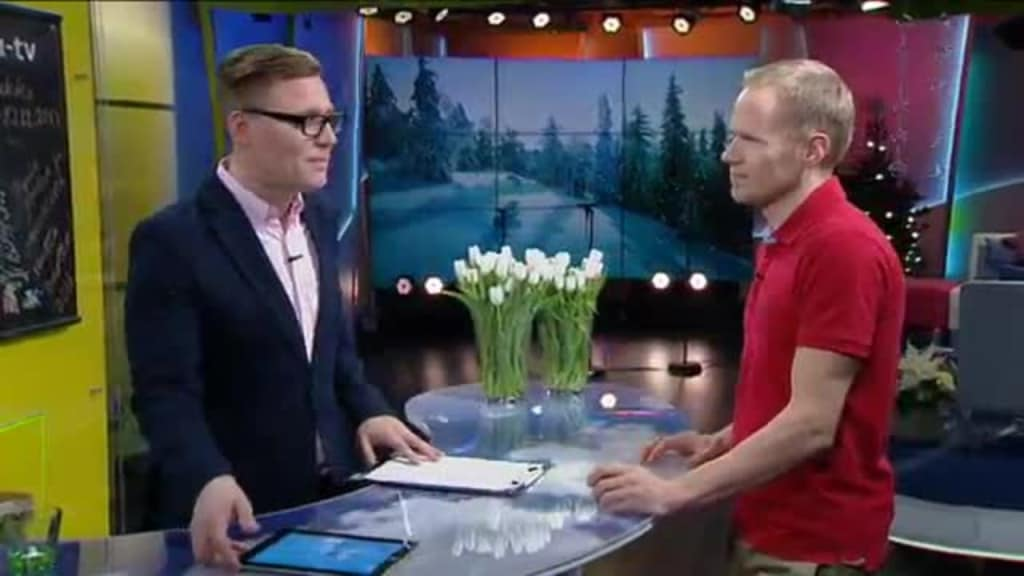 joulun sää 2018 lahti Joulun sää | Ylen aamu tv | TV | Areena | yle.fi joulun sää 2018 lahti