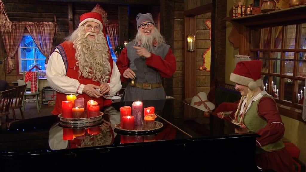 jouluohjelmat 2018 Joulupukin Kuuma linja | Tulossa! | TV | Areena | yle.fi jouluohjelmat 2018