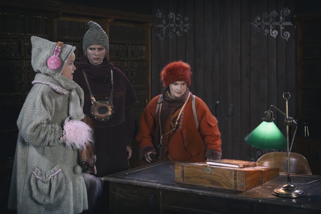 joulukalenteri 2018 kirja Jakso 17: Salainen kirja | Joulukalenteri: Huiman hyvä joulu! | TV  joulukalenteri 2018 kirja