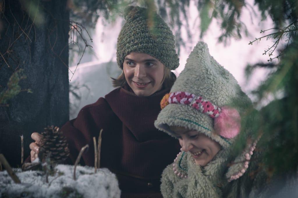 ylen joulu 2018 Jakso 6: Kävyn syntymäpäivä | Joulukalenteri: Huiman hyvä joulu  ylen joulu 2018
