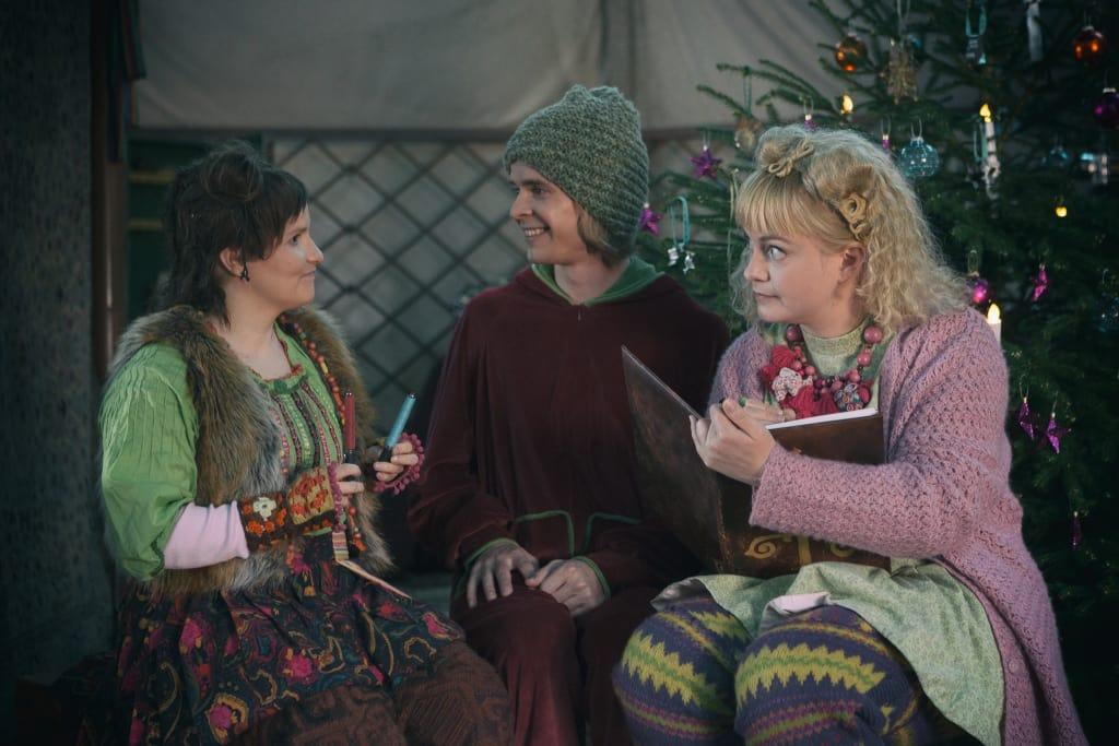 huiman hyvä joulu joulukalenteri 2018 Jakso 20: Kauneimmat joulusanat | Joulukalenteri: Huiman hyvä  huiman hyvä joulu joulukalenteri 2018