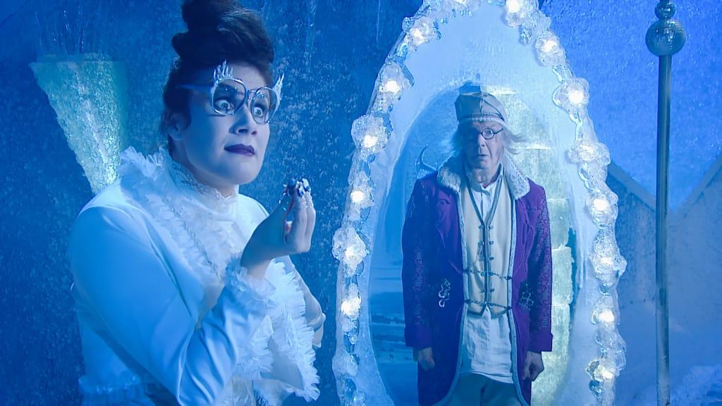 joulukalenteri 2018 jäätävä seikkailu Jakso 18: Veljeä ei voi pakastaa | Joulukalenteri: Jäätävä  joulukalenteri 2018 jäätävä seikkailu