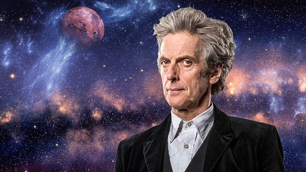 Doctor Who Yle