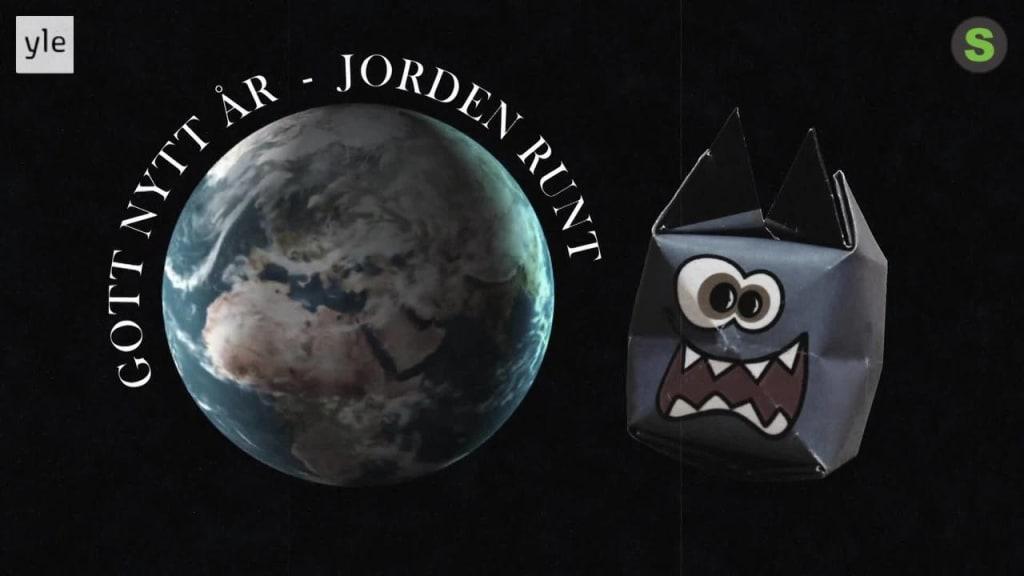Nyar jorden runt