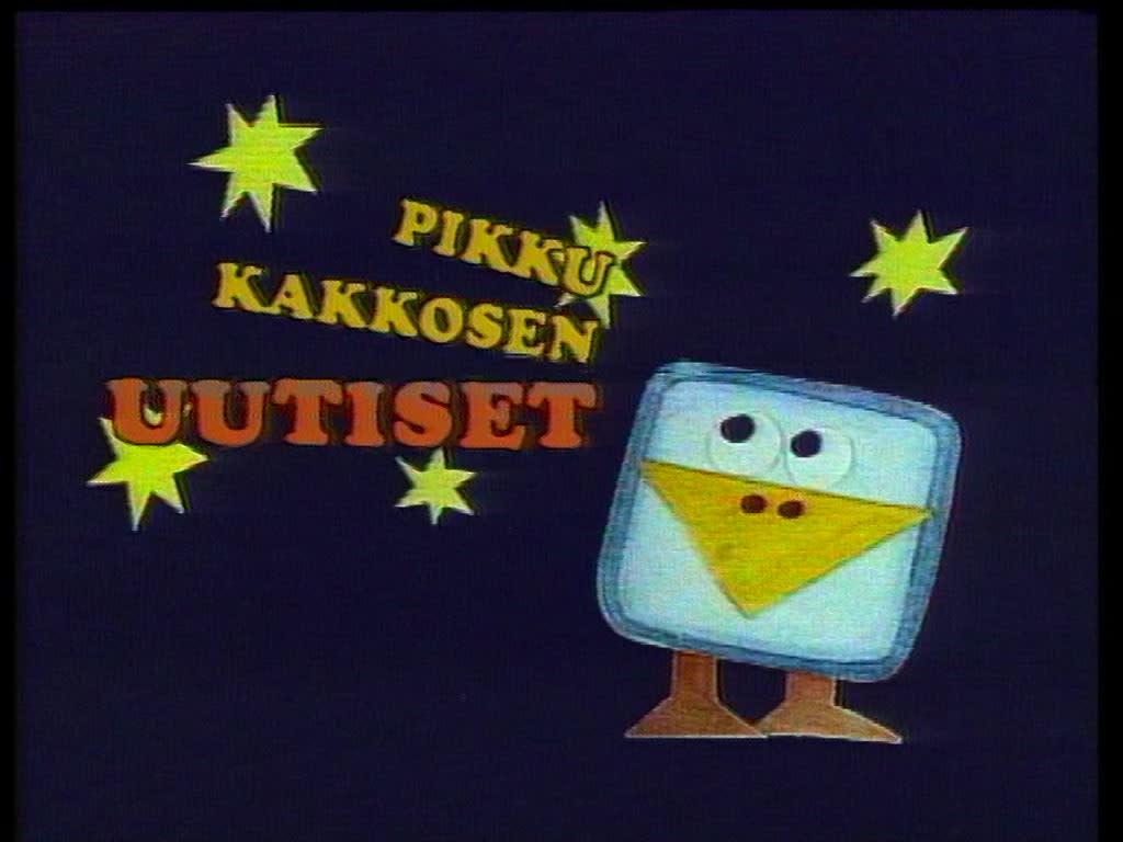 Pikku Kakkosen uutiset 1991 | Pikku Kakkonen 40: Nostalgia | TV | Areena | yle.fi