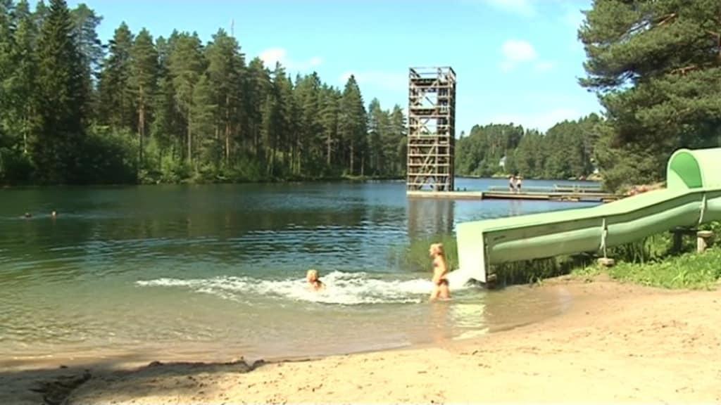 Porin Yyteri äänestettiin parhaaksi uimarannaksi | Uutisvideot | TV | Areena | yle.fi