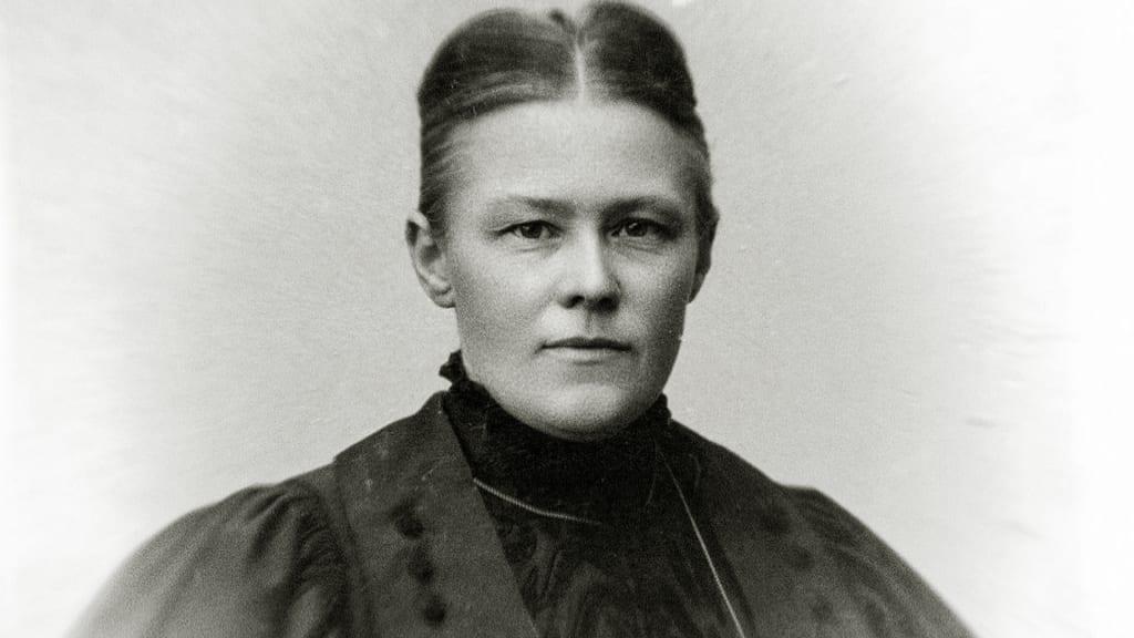 Ensimmäinen Naislääkäri