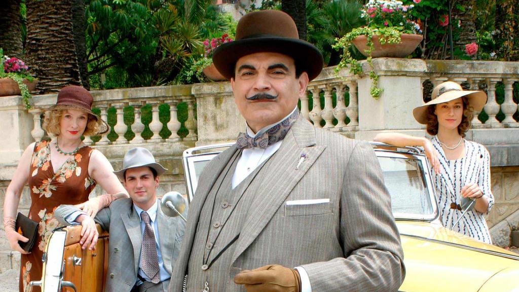 Poirot Areena