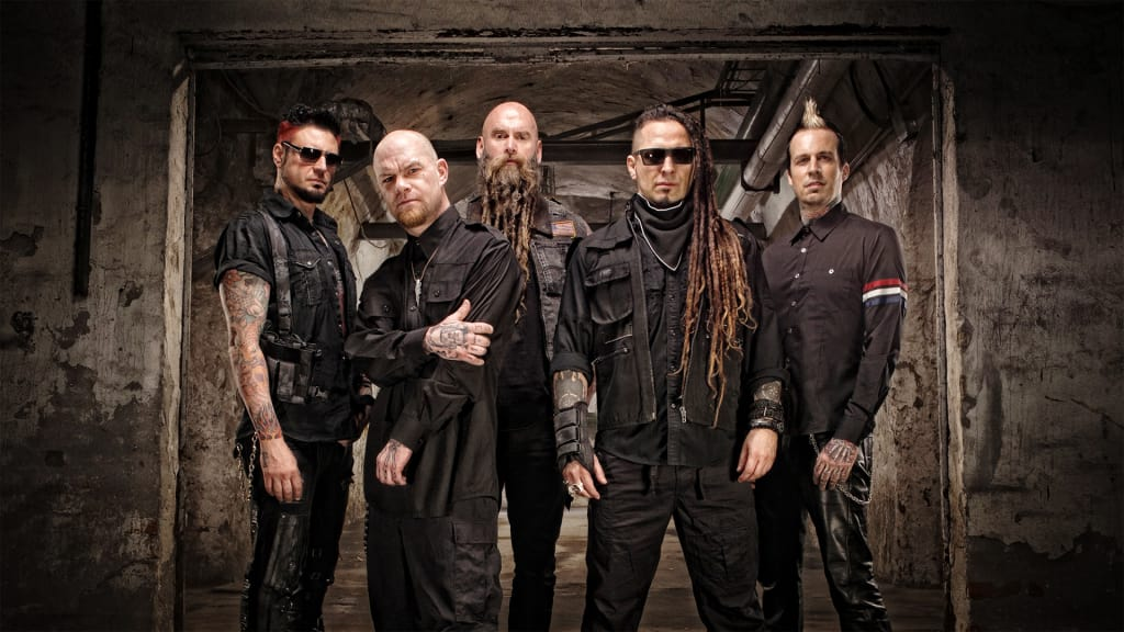 Yle Live: Five Finger Death Punch | TV | Areena | yle.fi