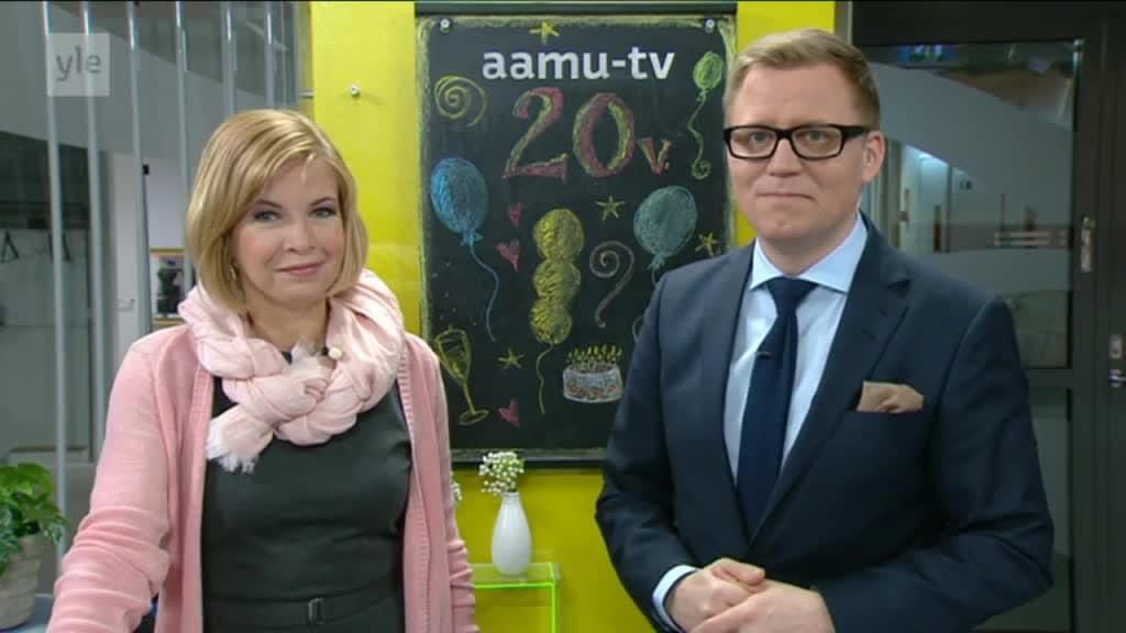 Yle Aamu Tv Juontajat