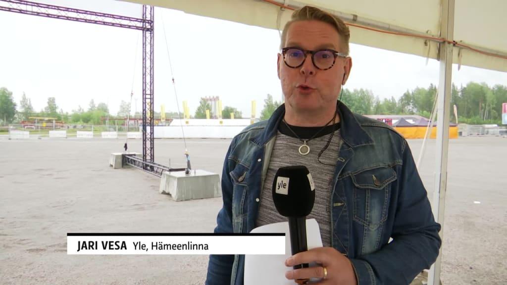 Metallica Hämeenlinna Ohjelma