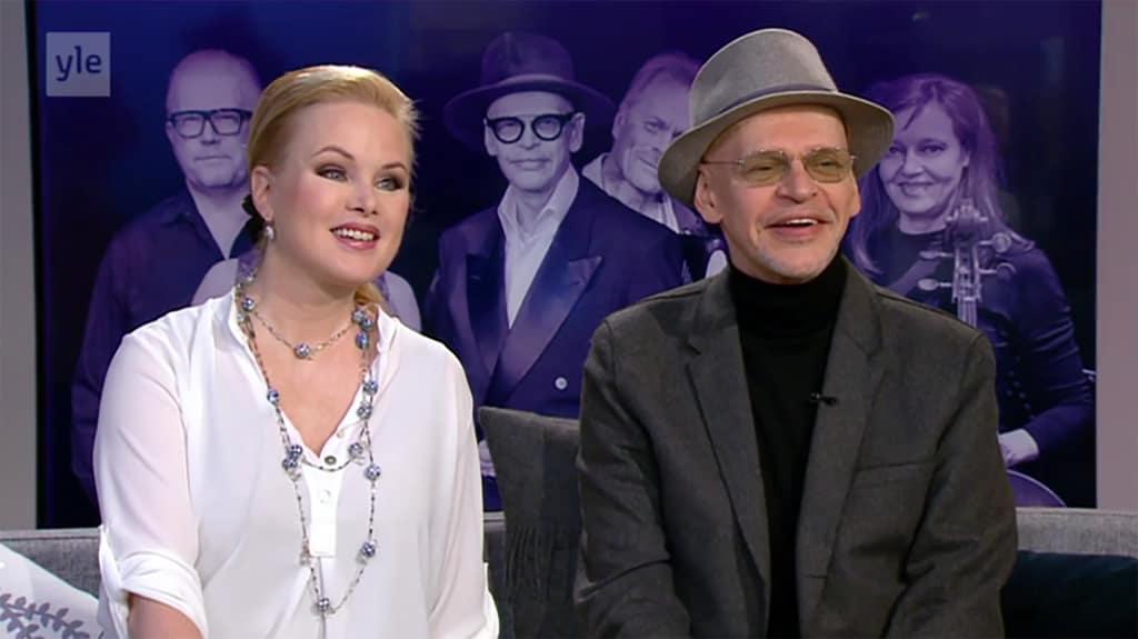 Helena Lindgren Jorma Uotinen