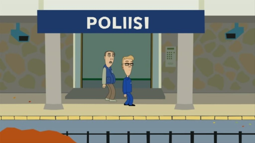 Pasila 2.5 – The Spin-Off