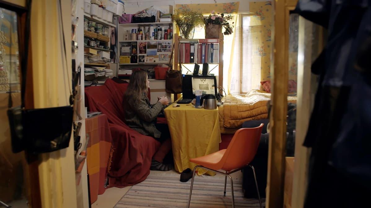 Köyhyysraja Suomessa