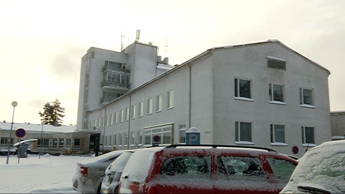 pohjois kymen sairaala päivystys