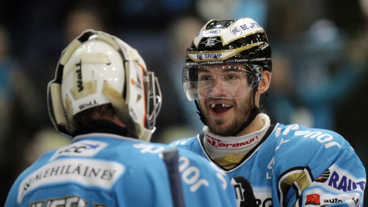 Pelicans-tähti lähtee KHL:ään - SM-liigaoikeudet säilyvät Lahdessa | Yle Urheilu | yle.fi