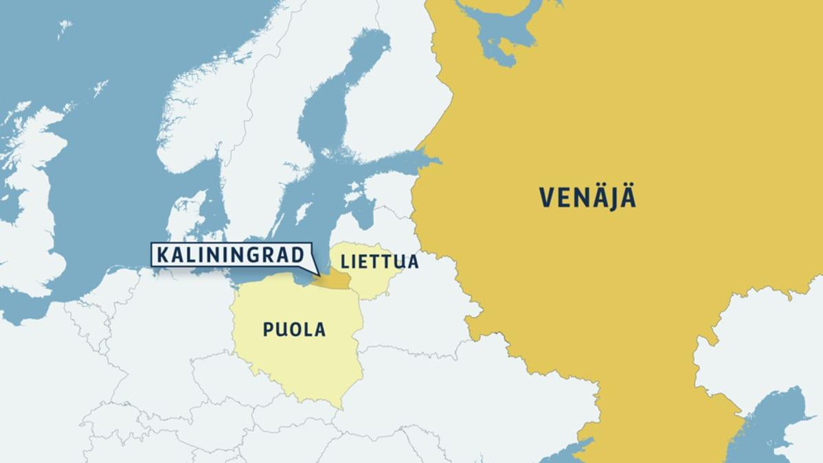 Kaliningradin Alue