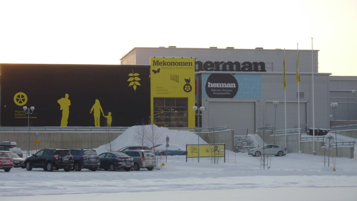 Kauppakeskus Herman