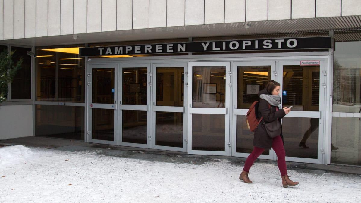 Tampereen yliopisto ja opetusministeriö törmäyskurssilla: Ministeriö kiistää painostuksen, mutta ...