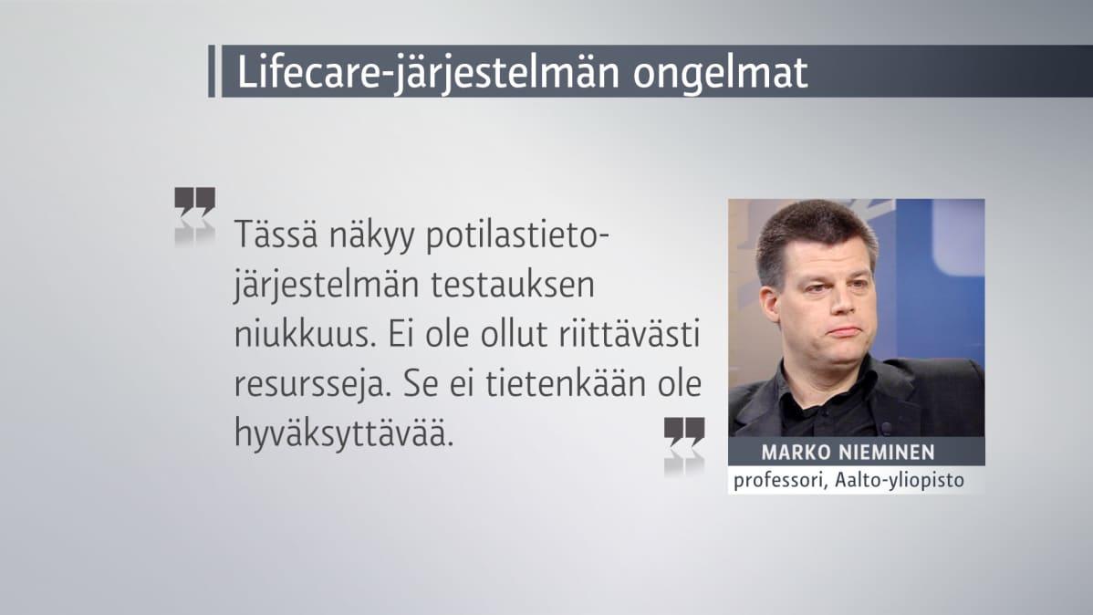 Potilastietojärjestelmät Suomessa