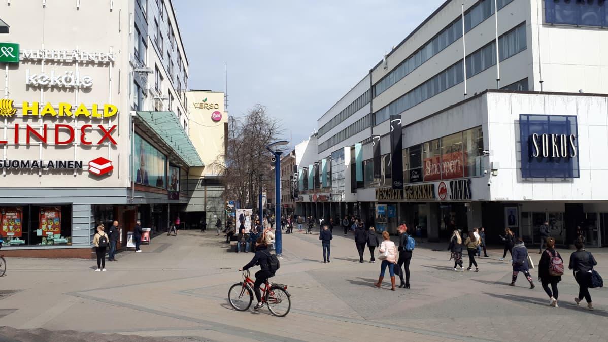 Uusi Kauppakeskus Tallinna