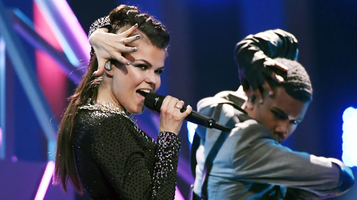 Suomen Euroviisu