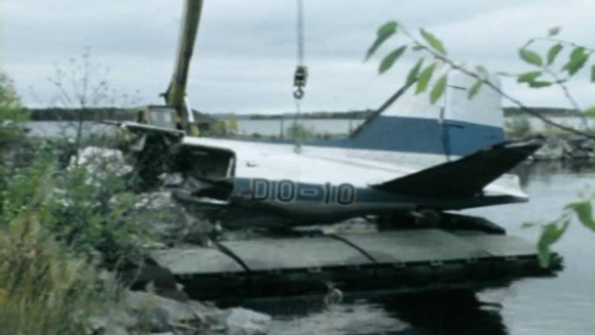 Suomen Lento Onnettomuudet