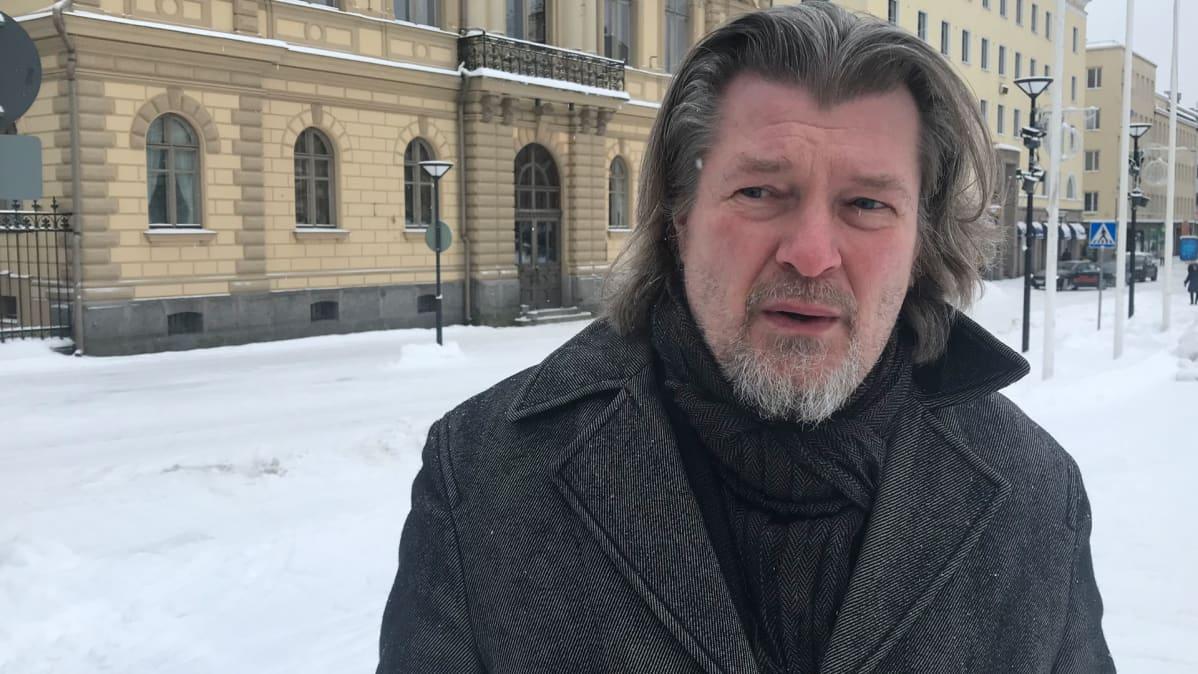 Johannes Ojansuu