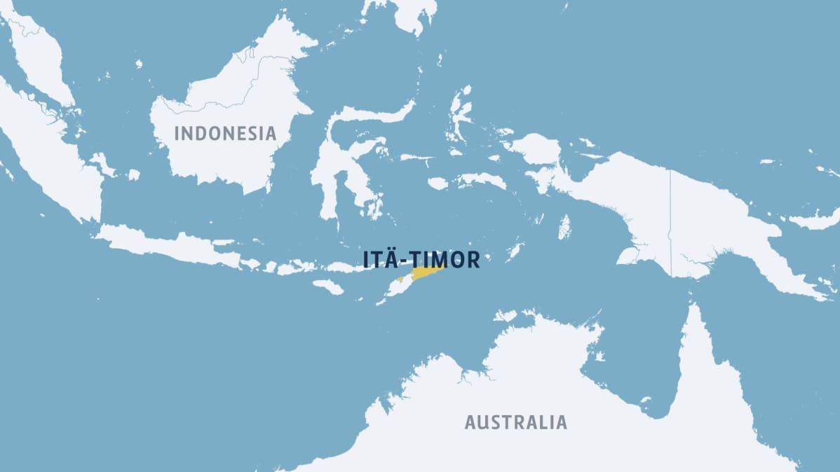 Itä Timor