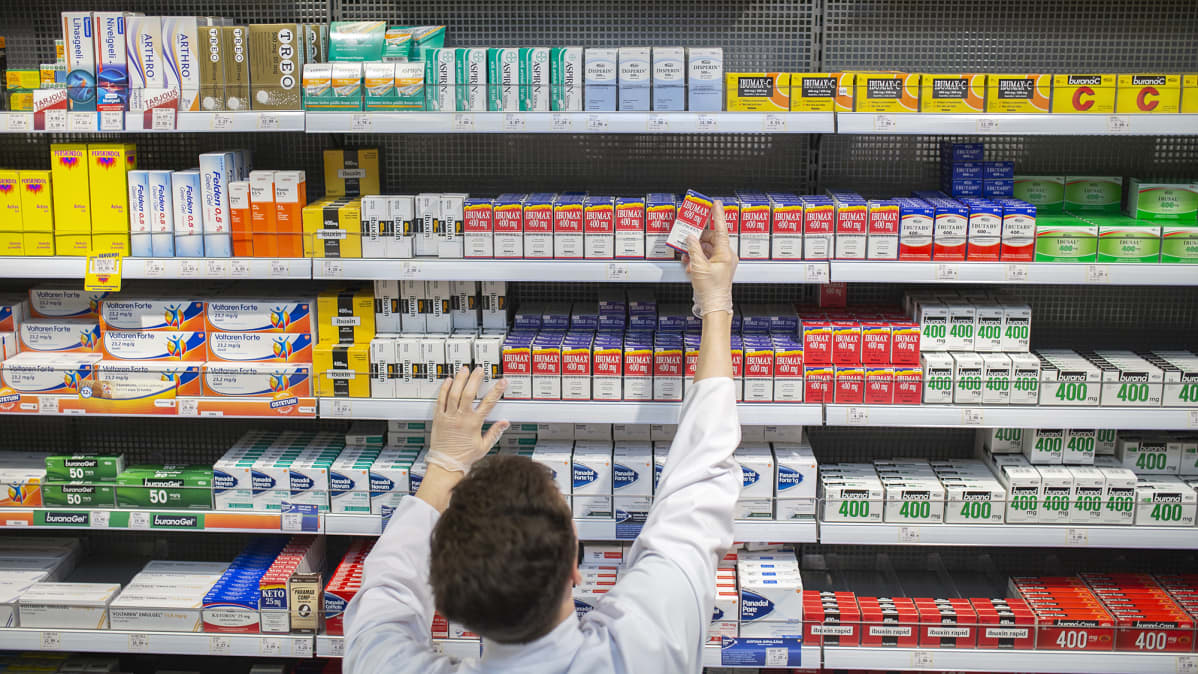 Parasetamoli Ja Ibuprofeeni