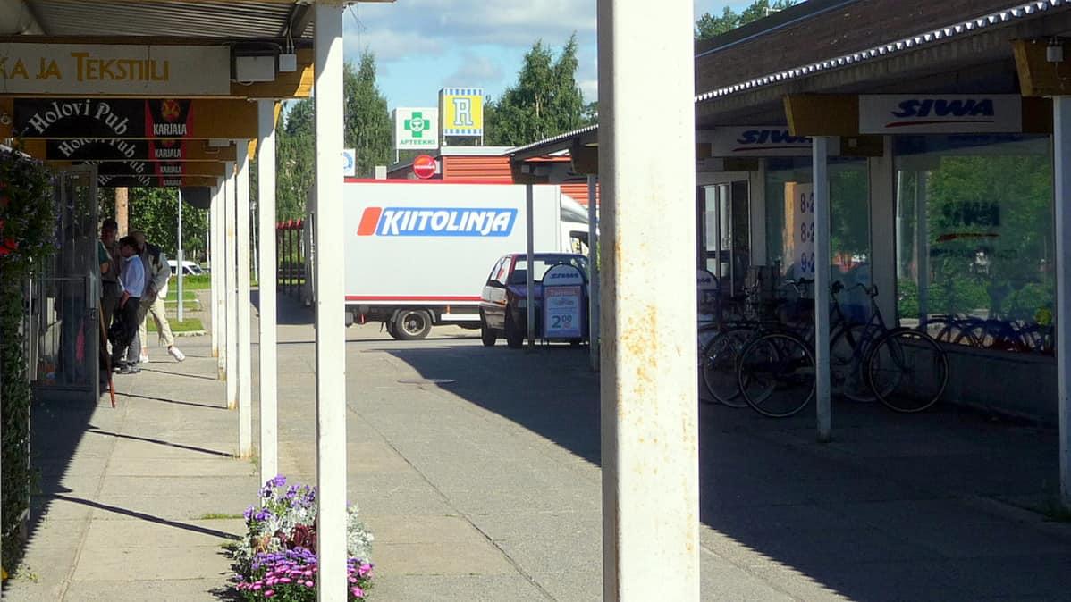 Oulun Liikekeskus