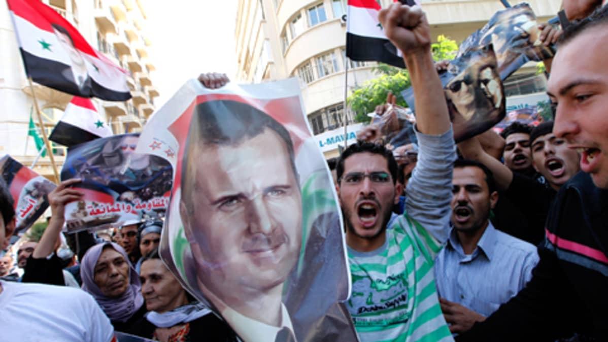 Syyrian Konflikti
