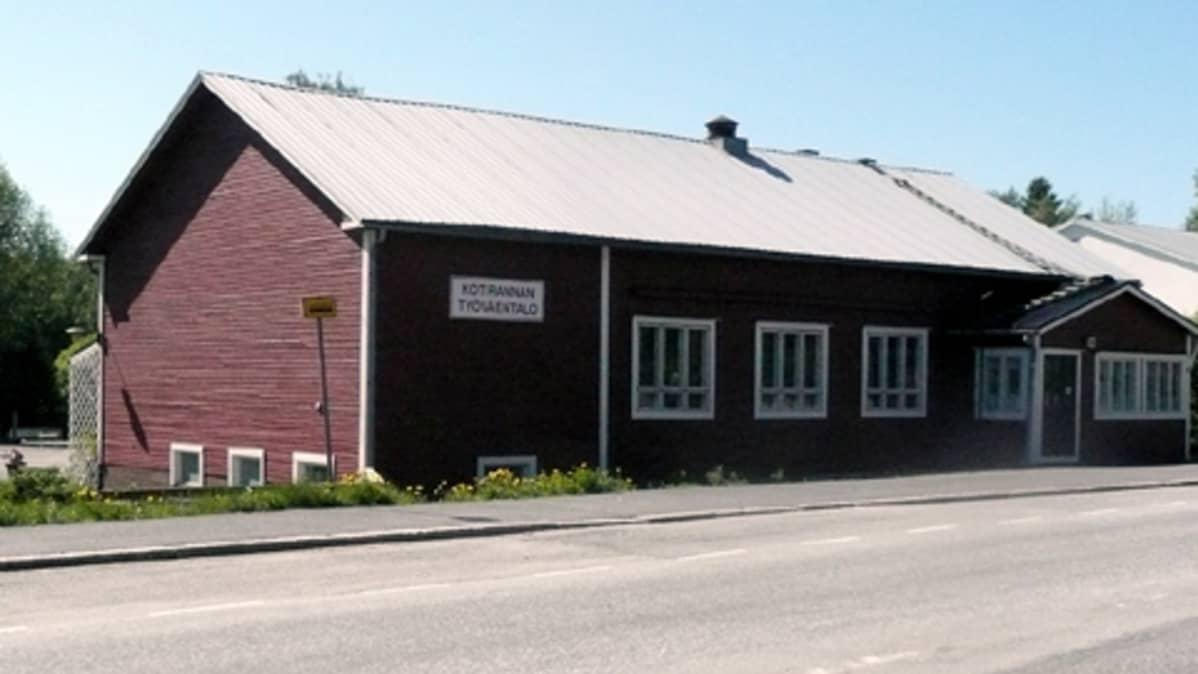 Kotirannan Työväentalo